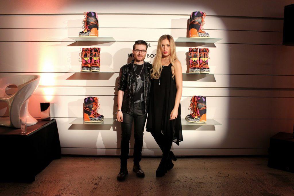 Pool Event Fashion Blogger