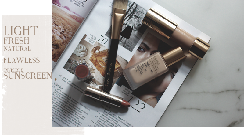 Estee Lauder-Make Up-Skin-Double Wear Nude-Flawless-Fresh-Skin Care-Beautyblogger-Fashionblogger-Beautyblog-Munich-Muenchen-Lauralamode-Schminke-Deutschland