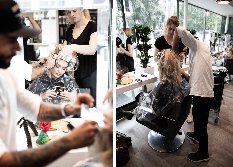 Lauralamode Blogger Hair Udo Walz Loreal Blonde Ballayage Blondehair Ash Blonde Silver Blonde .beautyblogger Fashionblogger Mode Munich Berlin Deutschland4 3