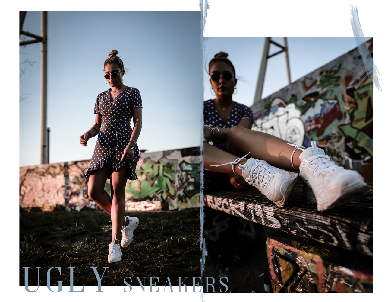 Lauralamode Skechers Ugly Sneakers Trend Shoes Chunky Sneakers Fashion Fashionblogger Berlin Munich Deutschland