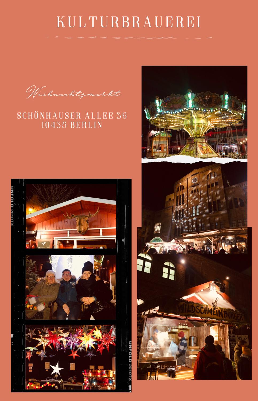 Kulturbrauerei-Lucia Weihnachtsmarkt-Christmas Market- Berlin- Lauralamode Coffee Restaurant Berlin Restaurant Tipps Coffee Tipps Tour Guide Restaurant Guide Blogger Food Christmas Blogger Berlin Fashionblogger Deutschland