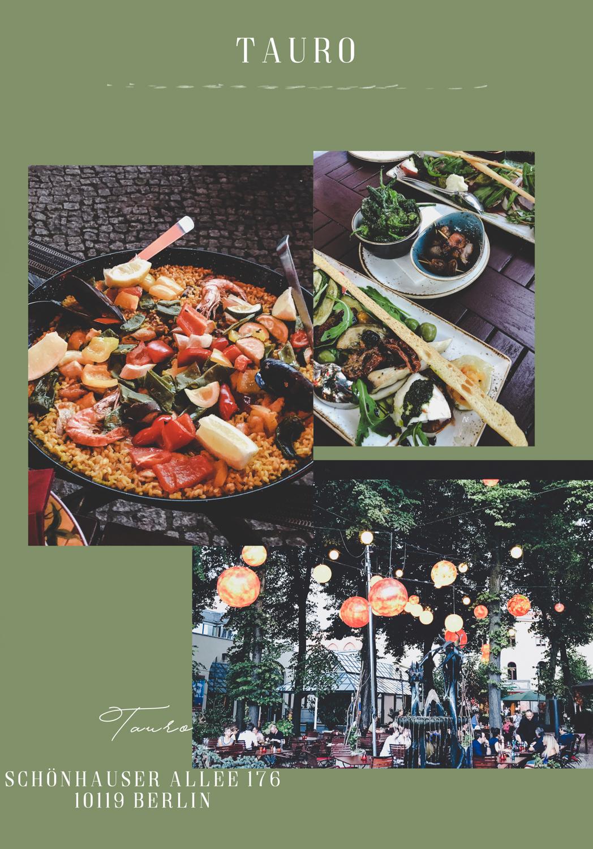 Tauro-Spanish-Food-Lauralamode Coffee Restaurant Berlin Restaurant Tipps Coffee Tipps Tour Guide Restaurant Guide Blogger Food Christmas Blogger Berlin Fashionblogger Deutschland