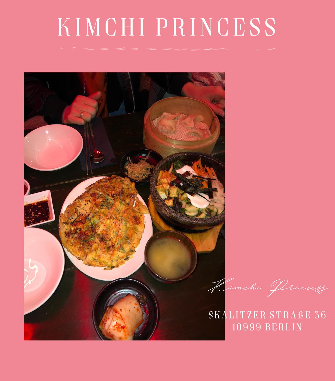 Kimchi Priness-Korean-Food-Lunch-Dinner-Lauralamode Coffee Restaurant Berlin Restaurant Tipps Coffee Tipps Tour Guide Restaurant Guide Blogger Food Christmas Blogger Berlin Fashionblogger Deutschland