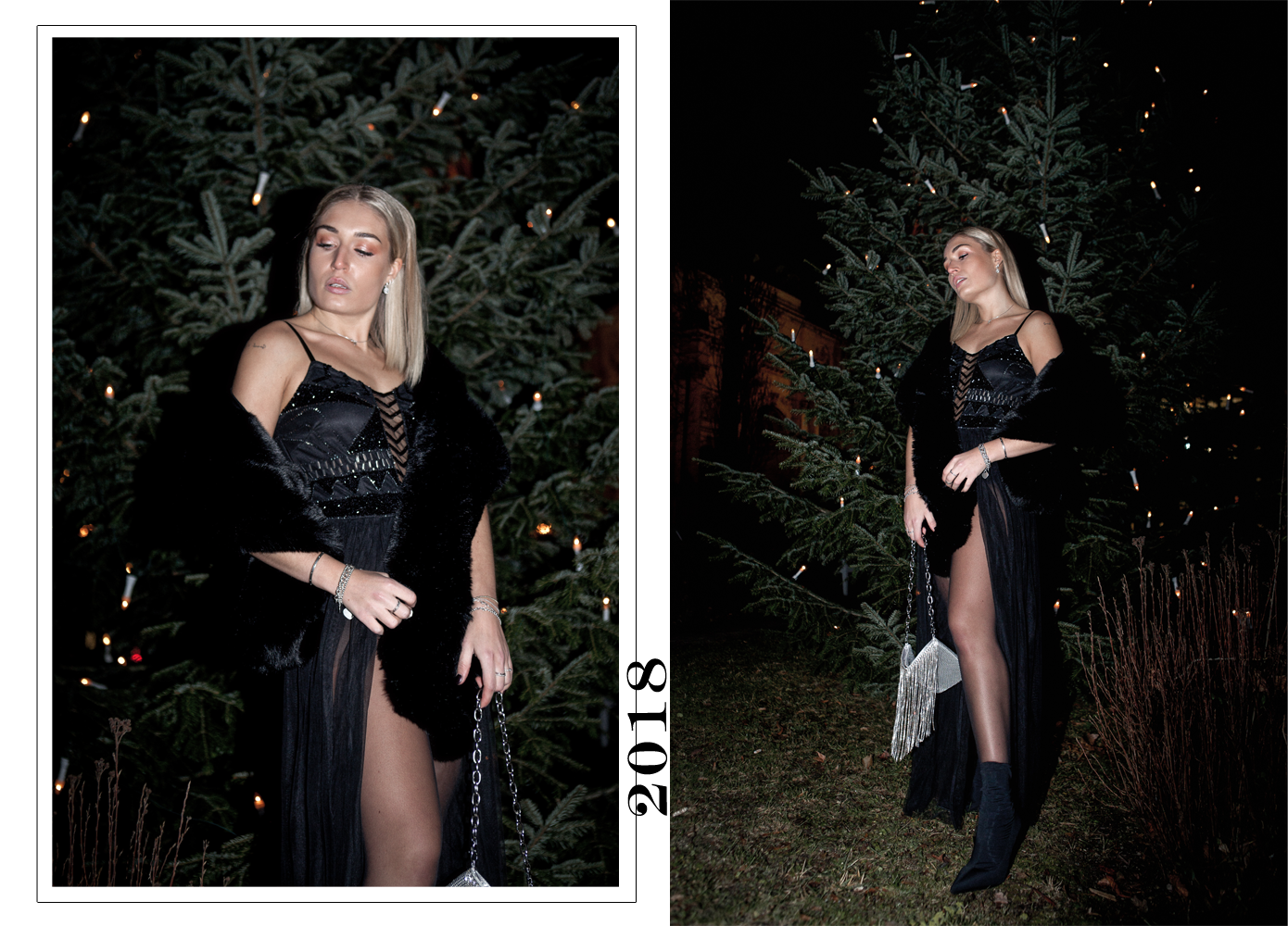 Lauralamode Jahresrückblick 2018 New Year Silvester Outfit Ivy Revel Asos Look Silvester Look Silvester Outfit New Years Eve Look Inspo Berlin Munich Muenchen Fashionblogger Blogger6