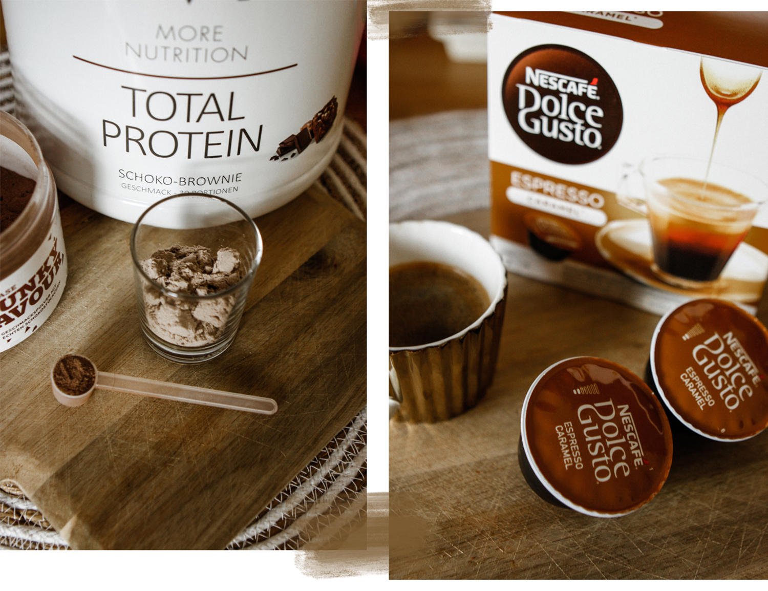 Lauralamode Breakfast Nescafe Dolce Gusto Breakie Porridge Coffee Kaffee Healthy Recipe Rezept Breakfast Recipe Protein Chocolate Caramel Espresso Fitnessblogger Berlin Munich11