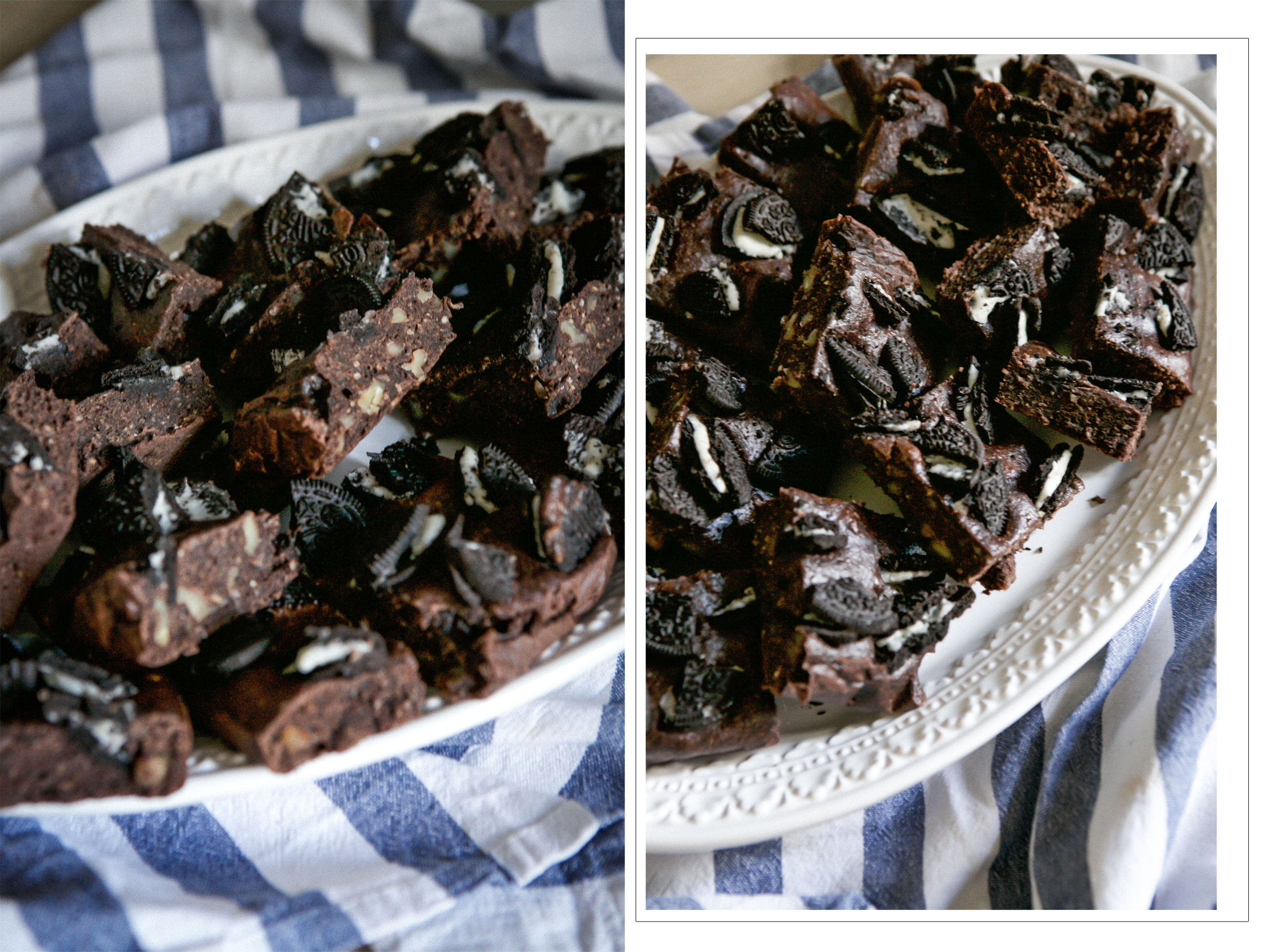Oreo Brownies-Rezept-Vegan-Vegane Oreo Brownies-Oreo Brownie Rezept-Recipe-Vegan-Dessert-food-foodblogger-fitnessblogger-berlin-lauralamode
