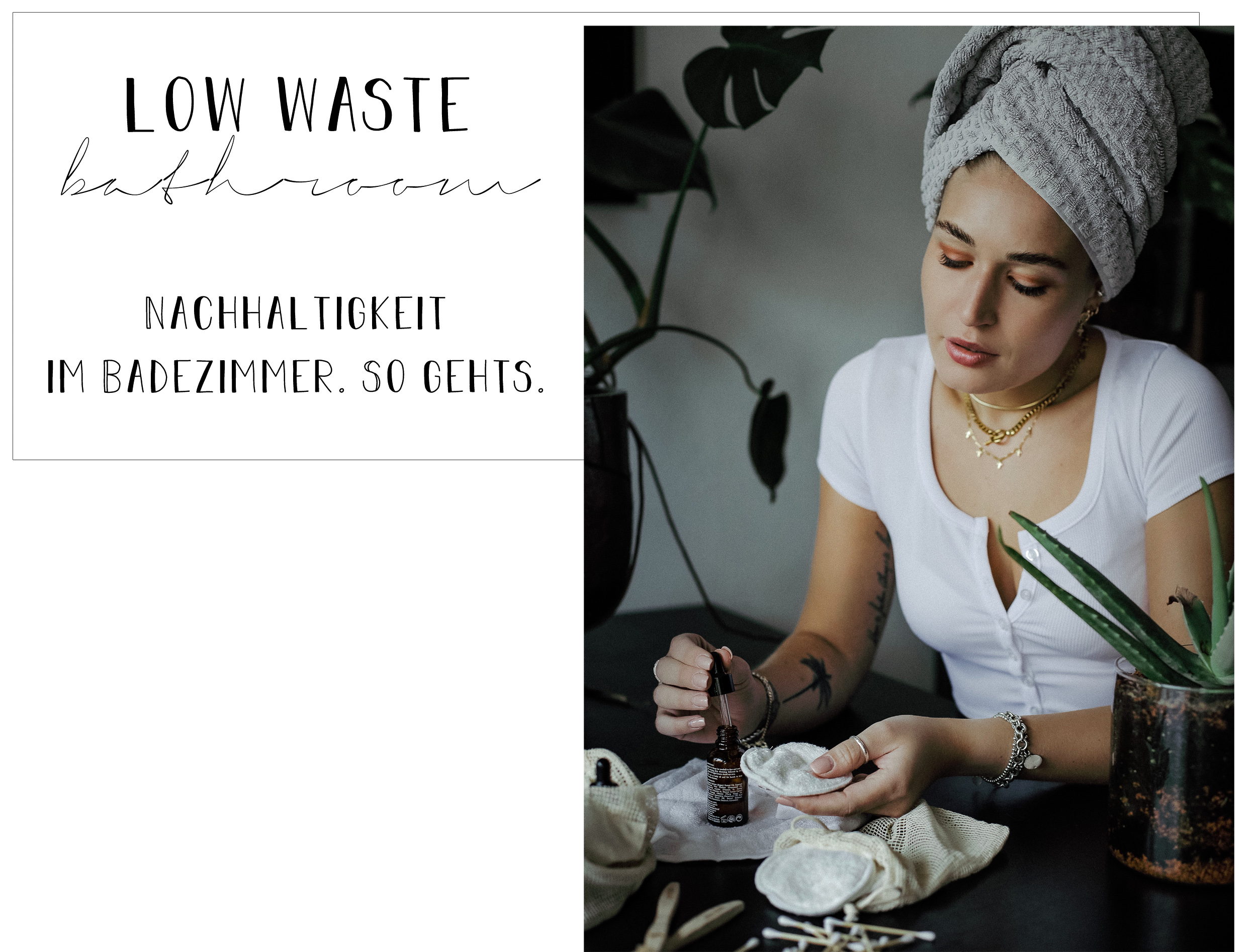 Pandoo Nachhaltigkeit Nachhaltig Low Waste Badezimmer Sustainable Nachhaltig Leben Bathroom Platikfrei Interior Lauralamode Berlin Munich Blogger